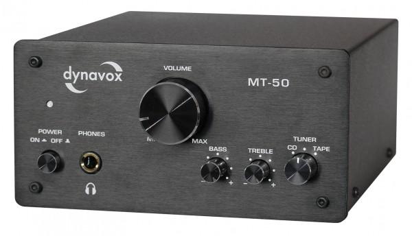 Dynavox MT-50 Miniverstärker (50 Watt) schwarz