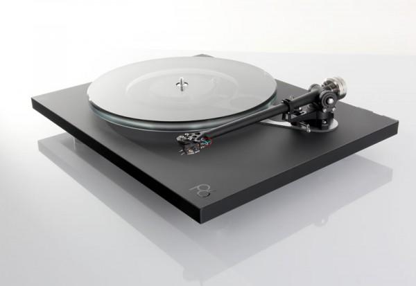 Rega Planar 6 inkl Excalibur Black & NEO PSU Plattenspieler matt grau