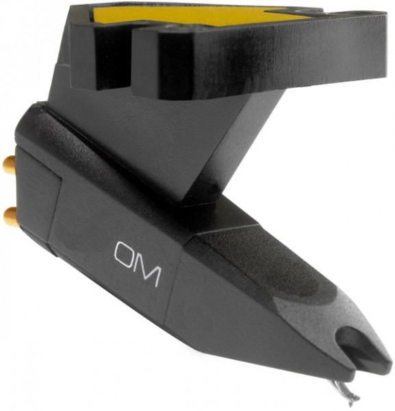 Ortofon OM 10 MM Tonabnehmer System mit nackt Elliptischer Tonnadel