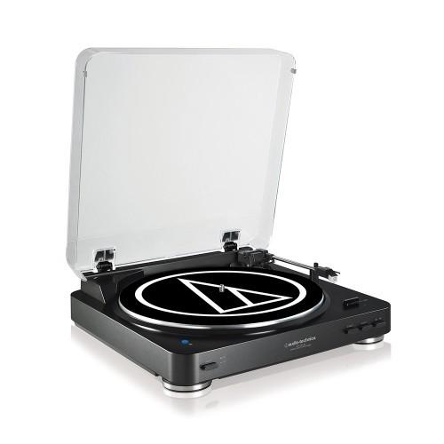 AT-LP60BT Plattenspieler Audio Technica Farbe Schwarz