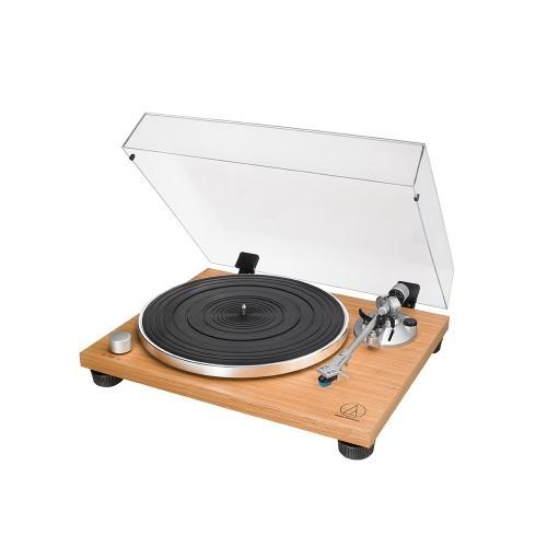 Audio Technica AT-LPW30TK Manueller Plattenspieler mit Riemenantrieb