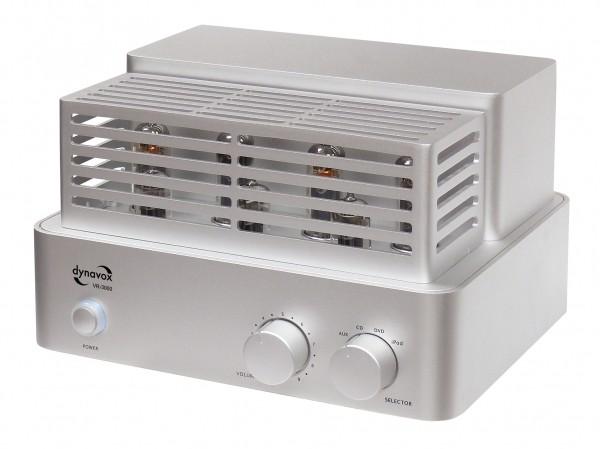 Dynavox VR-3000 Röhrenvollverstärker inkl. Apple iPod Dockingstation