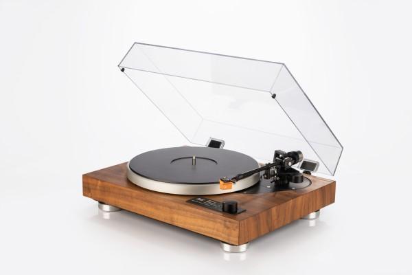 Dual Primus Maximus Schallplattenspieler mit dem Furnier Ihrer Wahl nach Wunsch in Sonderanfertigung
