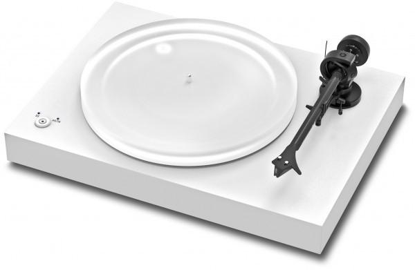 Plattenspieler X2 mit Ortofon Pick it S2 Silver MM weiß von Pro-Ject - Rückläufer ohne Schäden -