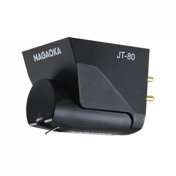 Nagaoka JT 80 BK Tonabnehmer Jeweltone